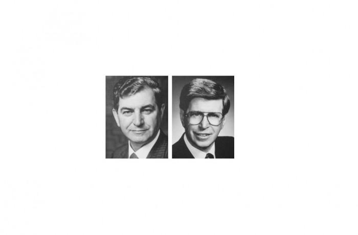 Lundrigan, Arthur & Harold | 2000